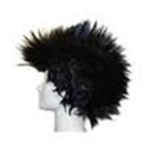 RG Costumes 60025 Punk Wig, Black