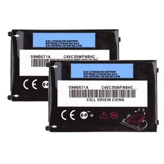 Replacement Battery for Motorola PMNN449756557 (2-Pack) Li-Ion Rechargeable Battery