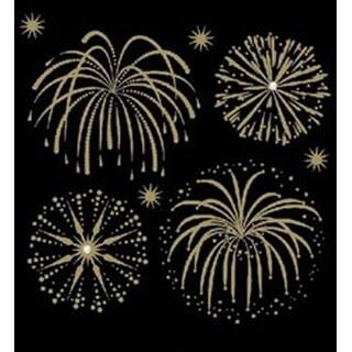 Fireworks Gold - Jolee's Seasonal Stickers