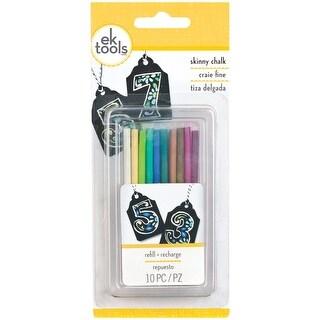 Skinny Chalk Sticks 10/Pkg-Trend
