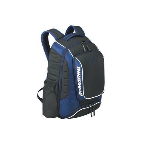 DeMarini Momentum Baseball Gear Backpack (Royal Blue)