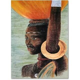 Soulepa, Unframed Fine Art Lithograph- Ethiopia