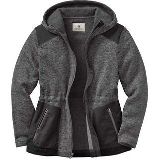 Legendary Whitetails Ladies Camp Fire Full Zip Sweater Fleece