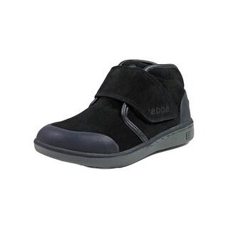 Bogs Outdoor Shoes Boys Sammy Waterproof Suede Rubber Toe Guard 78428K