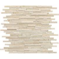 Daltile M38RANDMSP Marble Collection - Random Linear Mosaic Multi-Surface Tile - - N/A