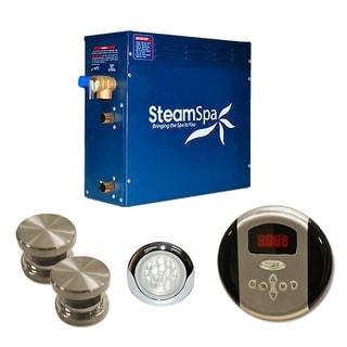 SteamSpa IN1050  Indulgence 10.5 kW Steam Generator Package