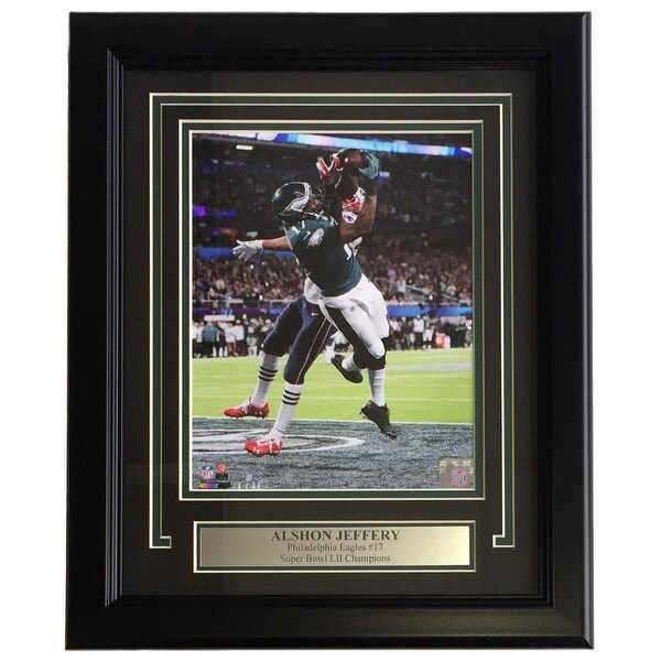Shop Alshon Jeffery Framed 8x10 Eagles Super Bowl 52 LII Touchdown Catch  Photo - Free Shipping On Orders Over  45 - - 20585435 87cffdf27