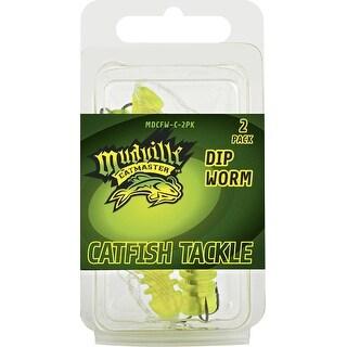 Mudville Catmaster Mdcfw C 2pk Dip Worm Chart 2pk