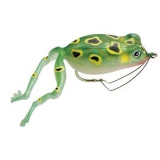 Panther Martin Pro Frog 5/8oz Holo.Poison Green