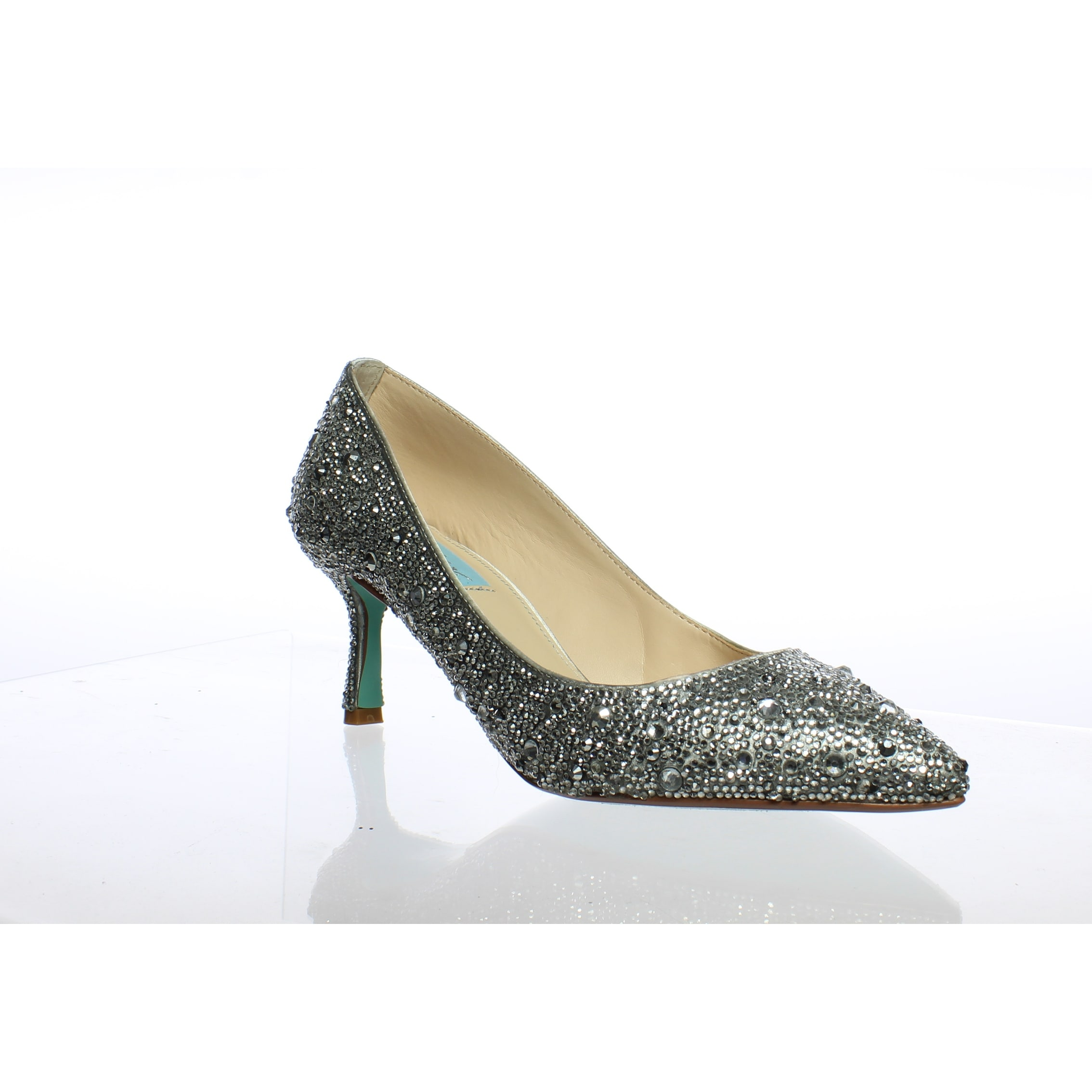 4cadc1fd97a Silver Betsey Johnson Women s Shoes