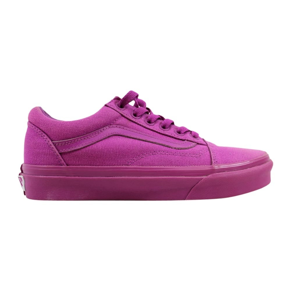 16b62533d6 Shop Vans Old Skool Deep Orchid Monochrome VN0003Z6KM5 Men s - Free  Shipping On Orders Over  45 - Overstock - 21893468