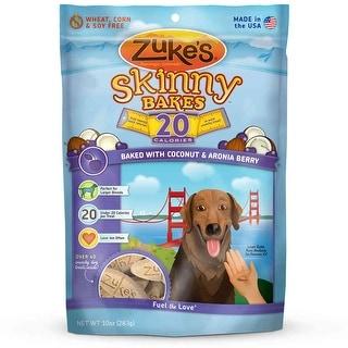 Zuke's Skinny Bakes 20's Coconut and Aronia 10 oz.