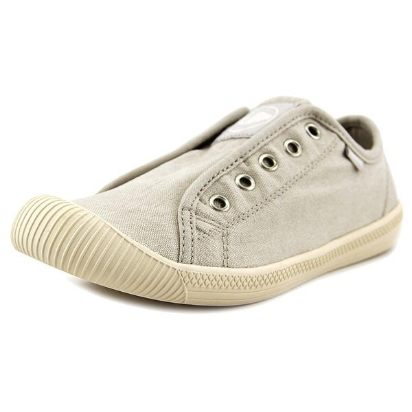 Palladium Flex Slip-On Women Lunar Rock/Mrshmllw Sneakers Shoes