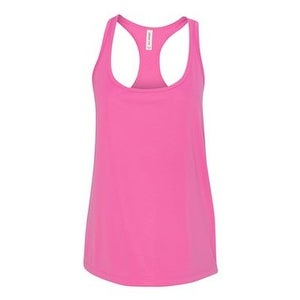 Women's Performance Racerback Tank - Sport Charity Pink - 2XL