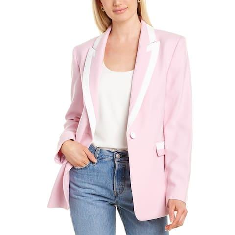 Tahari Asl One-Button Jacket