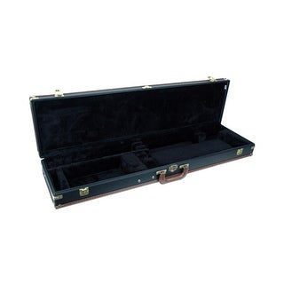 Browning 1428119410 bg luggage case single barrel trap to 34 barrel black/tan