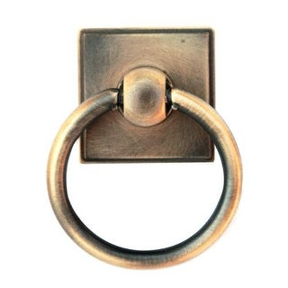 Alno A580 Eclectic 1-7/8 Inch Diameter Ring Cabinet Pull