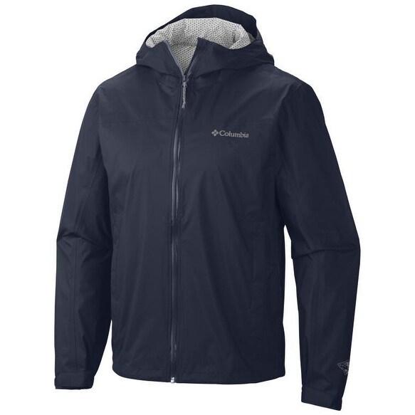 Columbia Men X27 S Evapouration Jacket Waterproof Breathable