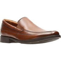 01026d5cd76 Shop Men s Clarks Un.Easley Twin Loafer Tan Leather - Free Shipping ...