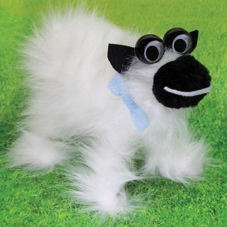 Fuzzy Stem Kit-Sherry Sheep - sherry sheep