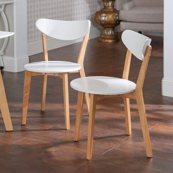 Astounding Shop Delacora We Bdhwrm2 Alpine 21 Wide Two Piece Wood Short Links Chair Design For Home Short Linksinfo