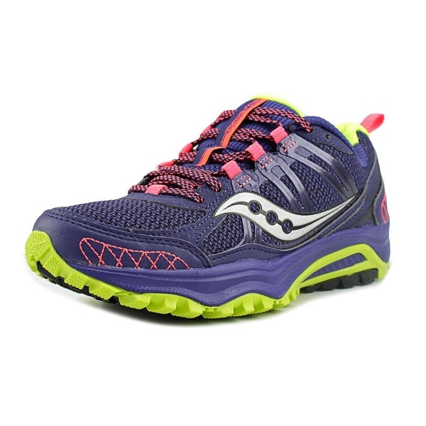 Saucony Grid Excursion TR 10 Women Round Toe Synthetic Blue Running Shoe