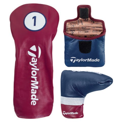 TaylorMade British Open Commemorative Headcover