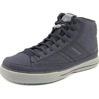 Skechers Arcade-aurail Round Toe Canvas Sneakers