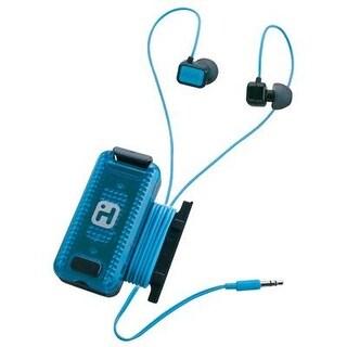 Ihome - Ib12bl - Fitness Earbuds Black Blue