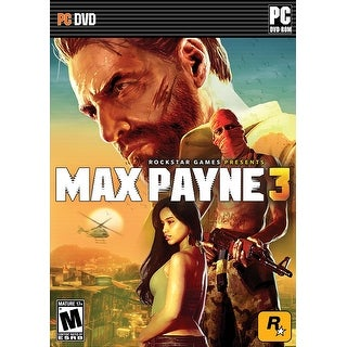 Max Payne 3 Video Game: PC - multi