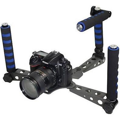Ivation DSLR Rig Shoulder Mount Movie Kit for DV Cameras & For Nikon Digital SLR Cameras