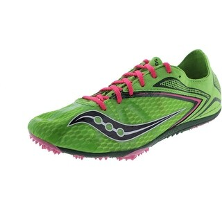 Saucony Womens Endorphin LD3 Mesh Track Running Shoes
