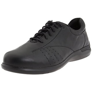 Aravon Womens Farren Leather Perforated Oxfords - 7 narrow (aa,n)