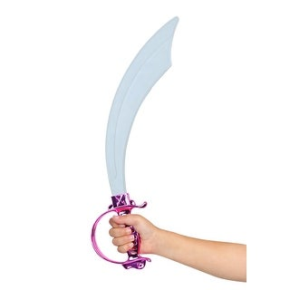 Girl's Pink Pirate Sword
