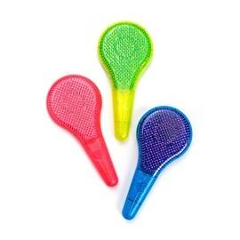 Michel Mercier Sparkle Detangling Brush For Fine, Medium, Or Thick Hair