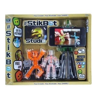 Stikbot Action Figure Studio Set