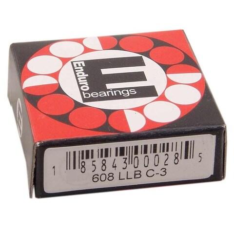Enduro Bearings 608 2RS Cartridge - 608 LLB