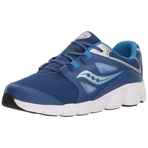 Kids Saucony Boys Kotaro 4 Low Top Lace Up Walking Shoes. Opens flyout.