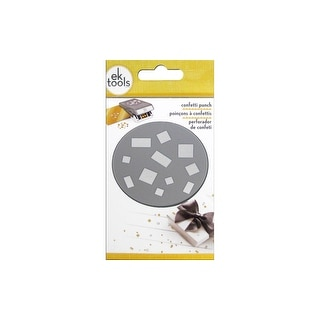 Link to EK Paper Shapers Punch Large Confetti Classic Similar Items in Scrapbooking Tools