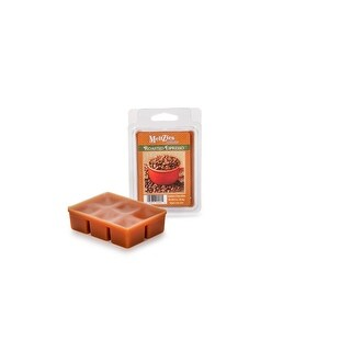 Meltzies Roasted Espresso Scented Wax Cube Melts - 2 oz. - Brown