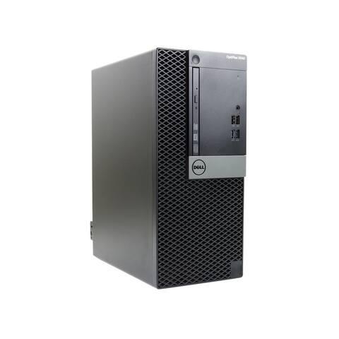 Dell Optiplex 5040-T Core i7-6700 16GB 1TB W10P (Refurbished)