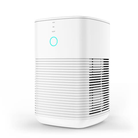 GBlife PM1232A Table HEPA Air Purifier for Home Room Office