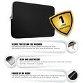 """Notebook Laptop Sleeve Case Carry Bag Pouch Cover For MacBook Pro 15 15"""" Retina - Thumbnail 47"""