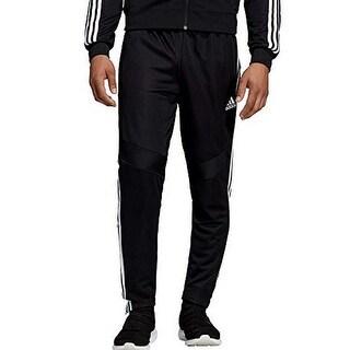Adidas Mens Tito19 Training Pant, Adult, Black/White