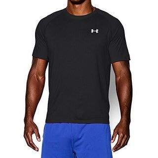 Under Armour Mens Men's Ua Techa Short Sleeve T-Shirt (More options available)