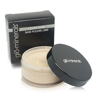 glominerals Loose Base Powder Foundation Golden Dark 0.5g