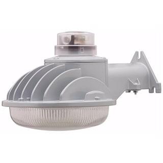 Heath Zenith HZ-5800-AL LED Dusk To Dawn Barn Light, 3000 Lumens