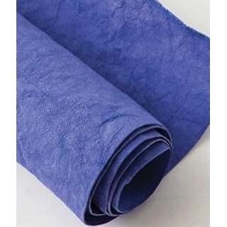 """Blue Iris - Kraft-Tex Kraft Paper Fabric 18.5""""X28.5"""""""