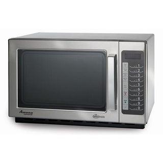 Amana - RCS10TS - 1000 Watt Commercial Microwave Oven