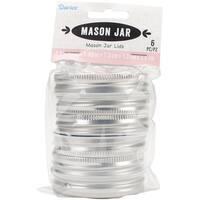 Canning Jar Lids Regular Mouth 6/Pkg-